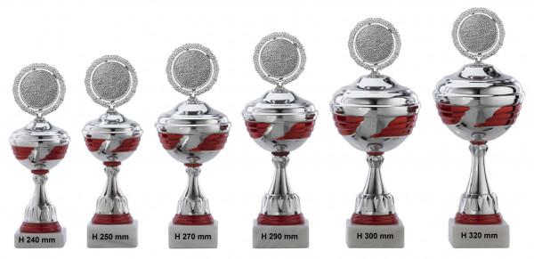 Pokale 6er Serie RF-A1075.1 - A1075.6