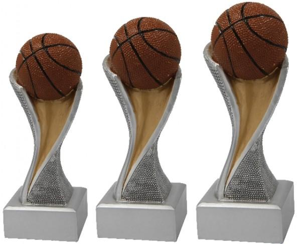 Basketball-Trophäe, 3er Serie, BM-FG4131 - 4133