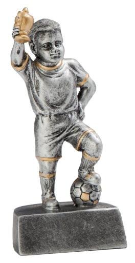 3er Kinder-Fußball-Trophäe ST-39451-53