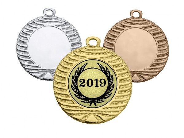 Medaille Komplett, BM-DI4001