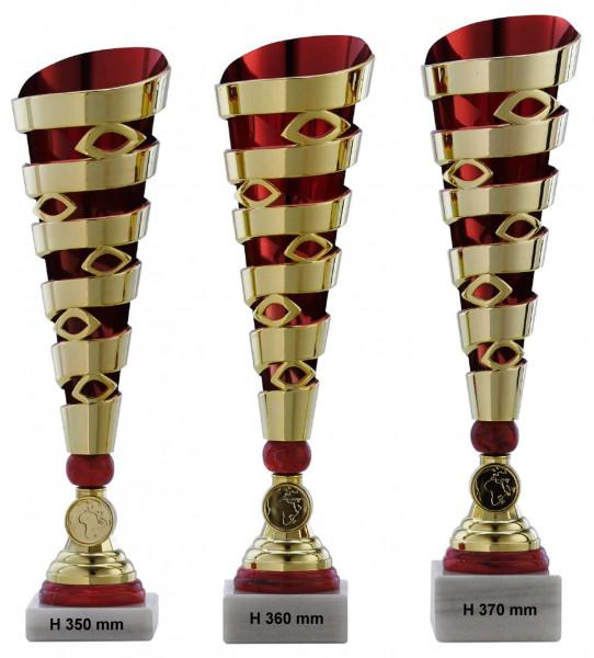Pokale 3er Serie, RF-A1098.1 - A1098.3