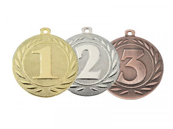Medaille Komplett, BM-DI5000:D-E-F