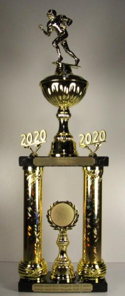Säulenpokal American Football EB-0015-17