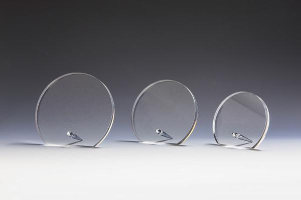Glastrophäe - in 3 Größen ST-33375 - 77