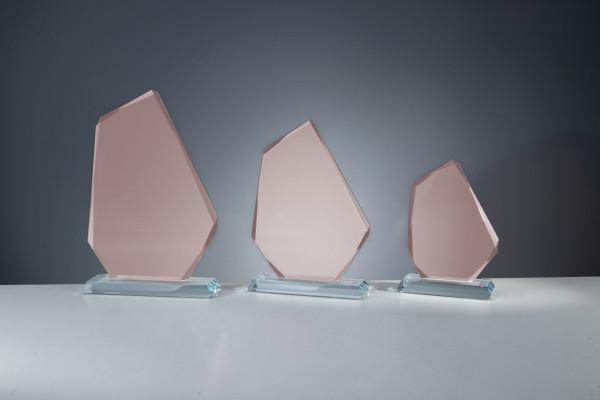 Glastrophäe - in 3 Größen ST-68149 - 51