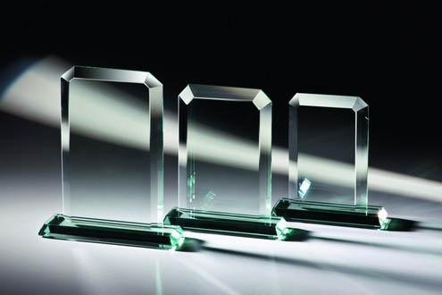 Glastrophäe - in 3 Größen ST-66431 - 33