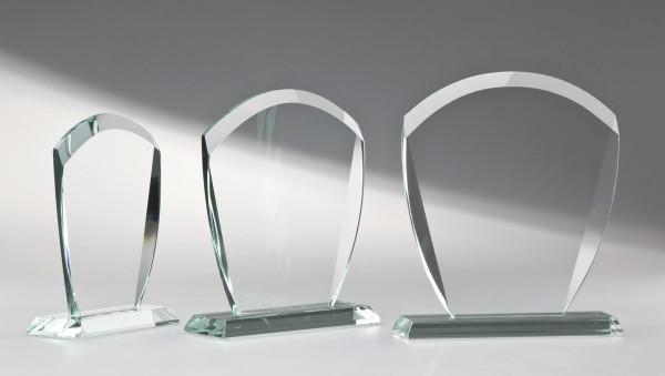 Glastrophäe - in 3 Größen ST-66988 - 90