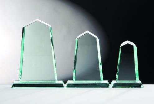Glastrophäe - in 3 Größen ST-65511 - 13