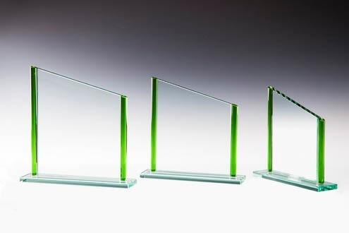 Glastrophäe - in 3 Größen ST-67678- 80