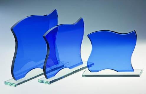 Glastrophäe - in 3 Größen ST-66907 - 09