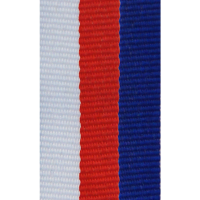 ribbon_with_clip_whiteredblue