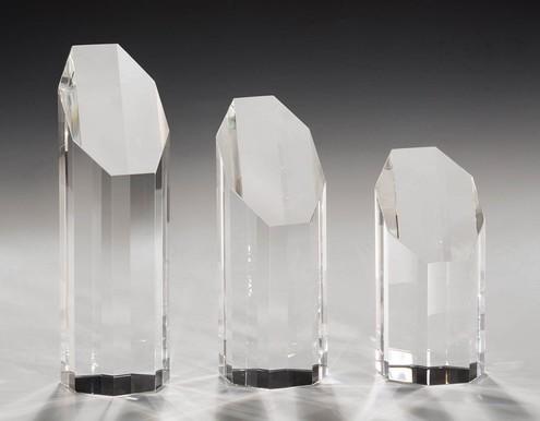 Glastrophäe - in 3 Größen ST-67479 - 81