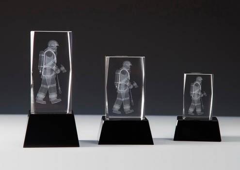 Glastrophäe - in 3 Größen ST-67632 - 34