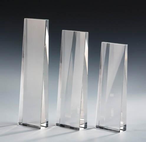 Glastrophäe - in 3 Größen ST-67391 - 93