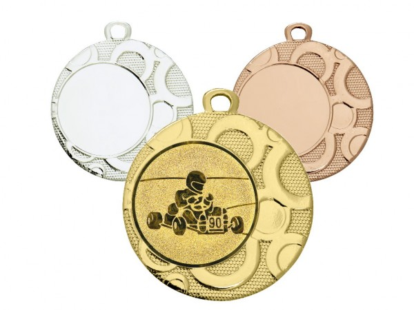 Medaille Komplett, BM-DI4002