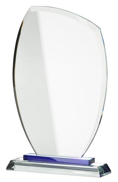 Glastrophäe 3er Serie, 190 bis 250mm, RF-B-344