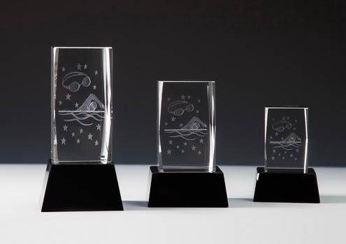 Glastrophäe - in 3 Größen ST-67656 - 58