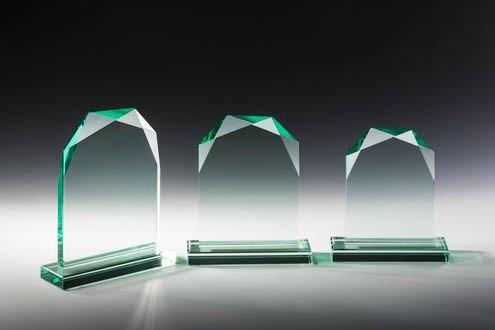 Glastrophäe - in 3 Größen ST-67171 - 73