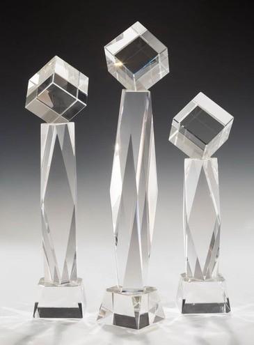 Glastrophäe - in 3 Größen ST-67805 - 807
