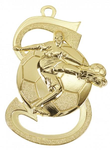 Fußball - Medaille Komplett BM-D101