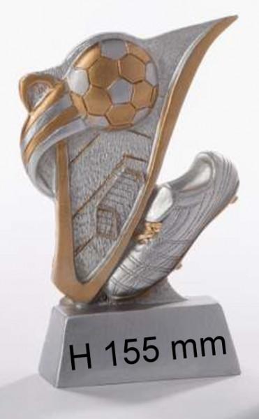 3er Serie-Fußballschuh-Trophäe ST39316-18
