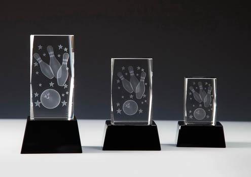 Glastrophäe - in 3 Größen ST-67584 - 86