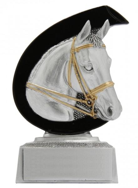 Pferd Trophäe, 100mm, BM-FG-256