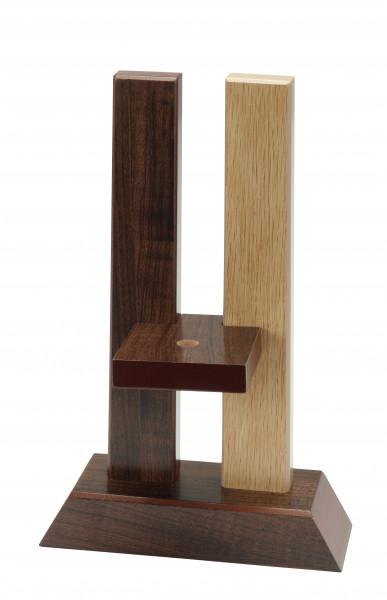 Holz Trophäe, BM-H331 - 333-P-PO-WE