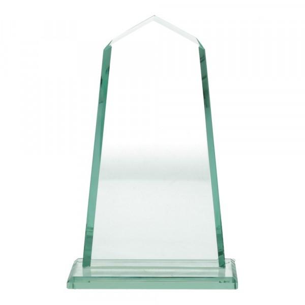 Glastrophäe - 3er Serie, Beverly 170 bis 250 mm x 10 mm