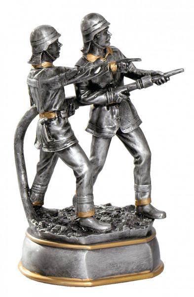 2er Feuerwehr Trophäe ST-36893-92