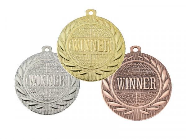 Medaille Komplett, BM-DI5000.S