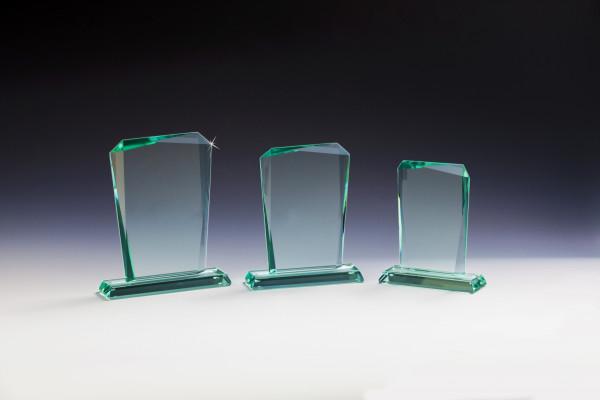 Glastrophäe - in 3 Größen ST-67977 - 79