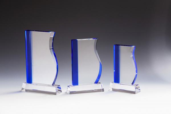 Glastrophäe - in 3 Größen ST-.67987 - 89