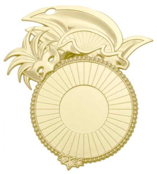 Karneval-Medaille Komplett BM-D60.01