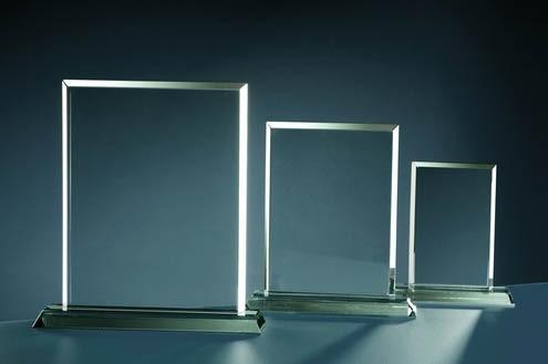Glastrophäe - in 3 Größen ST-65086 - 90