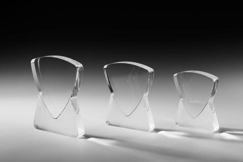 Glastrophäe - in 3 Größen ST-33361 - 63