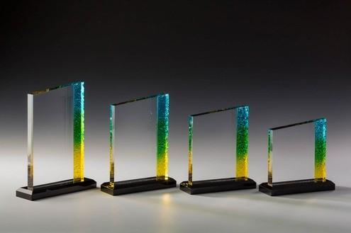 Glastrophäe - in 4 Größen ST-33341 - 44