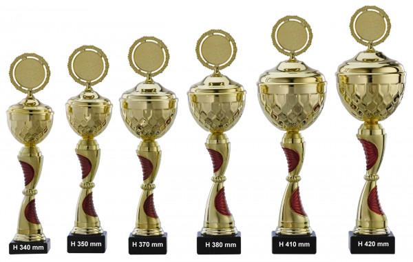 Pokale 6er Serie, RF-A1080.1 - A1080.6