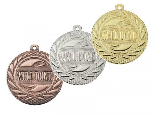 Medaille Komplett, BM-DI5000.T