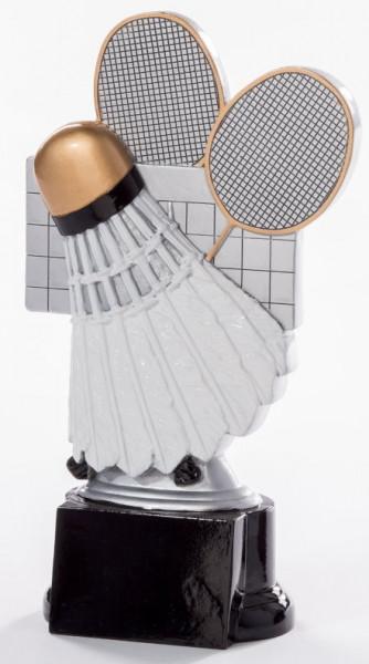 3er Badminton Trophäe ST-39154-56