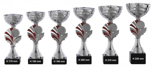 Pokale 6er Serie, RF-A1087.1 - A1087.6