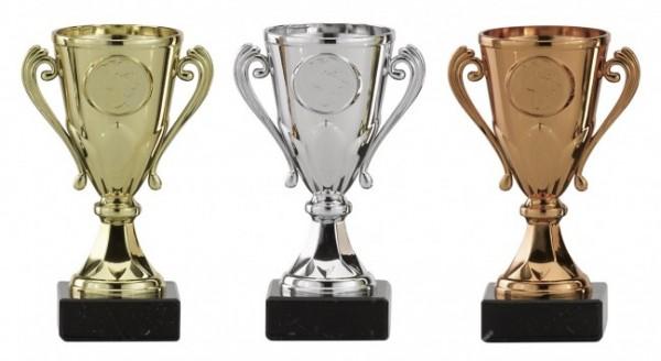 Pokale 3er Serie, , RF-A1012.1 - A1012.3