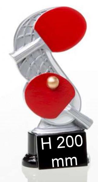 3er Serie Tischtennis-Trophäe ST39247-49