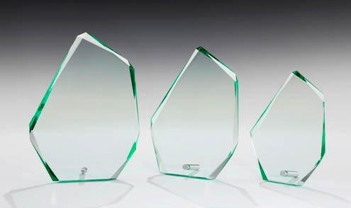 Glastrophäe - in 3 Größen ST-67202 - 204