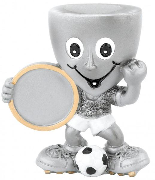 Lachende Pokaltrophäe mit Ball, BM-FG756