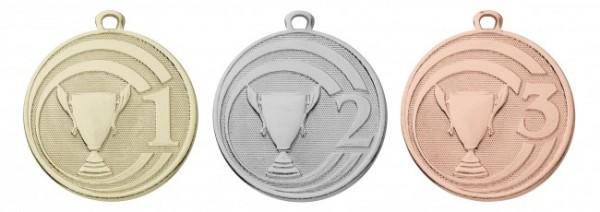 Medaille Komplett, RF-E3002.1 - E3002.3