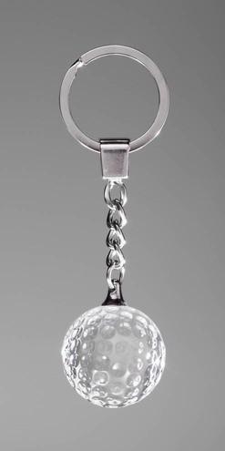 Glas Schlüsselanhänger Golf ST-67357