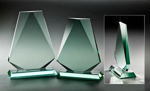 Glastrophäe - in 3 Größen ST-67061 - 63