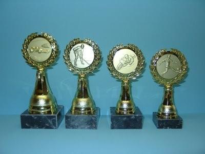 Klein-Pokale 4. Serie 160 - bis 195mm, EB-KLP-5
