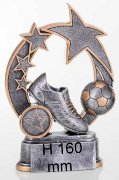 3er Serie-Fußball-Trophäe ST39408-10